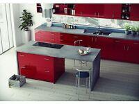 Kitchen design and installation service