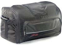 2 x New Stagg SPB-12 12inch Moulded Speaker Carry Cases / Bags