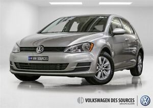 2015 Volkswagen Golf 1.8 TSI Trendline + AC - HEATED SEATS