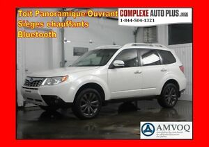 2013 Subaru Forester 2.5X Touring *Toit pano. +Mags +Vitre teint