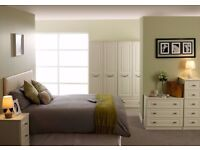 Lucca Bedroom Furniture **Home Delivery Available**