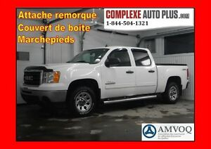 2011 GMC SIERRA 1500 SL Nevada 4x4 Crew Cab *Marchepieds,Hitch