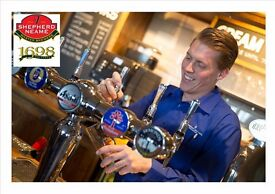 Deputy Pub Manager required at the Shakespeare, Canterbury