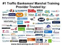 Traffic/ Vehicle/ Plant/ Banksman/ Marshall Training £65.00 Only