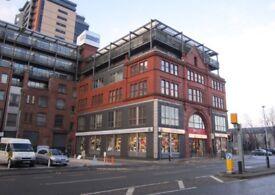 Wide Car Park Space in Manchester City Centre - Beaumont Building