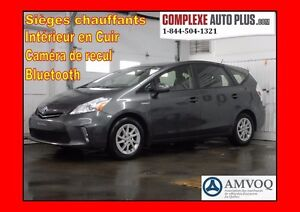 2014 Toyota Prius V Touring *Navigation/GPS, Cuir