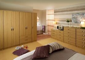 Capri Bedroom Furniture **Home Delivery Available**