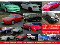 Spray Painting, Car & Van Respray From Only £399.