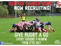 JOIN WOMEN'S RUGBY!