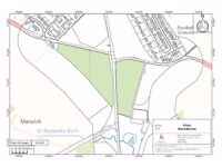 9 acre Horse Grazing for Rent in St Boswells