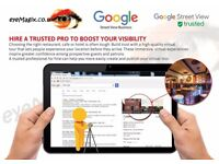 google business view from £189.00