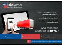 SOLIDWORKS DRIVEWORKS, DESIGN AUTOMATION WITH DRIVEWORKSXPRESS, PRODUCT DESIGN,