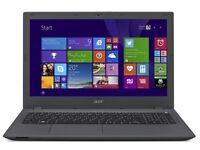 Acer Aspire E5-573 15.6 Inch Ci5 8GB 1TB laptop NEW