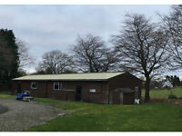 Timber Building for Sale in Killearn, Near Glasgow
