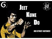 Martial Arts Class - JKD Street Defence - Different, Simple, Proven Self-Defence - FAST results!