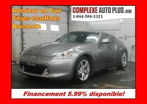 2010 Nissan 370Z Touring Coupe Manuelle *Impeccable!