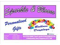 Sparkle & Bloom