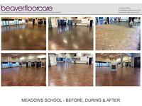 Floor Restoration Operative