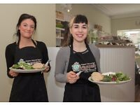 EXPERIENCED FULL TIME SUPERVISOR, FOR ORGANIC VEGGIE CAFE (Closing Date Monday 17th October)