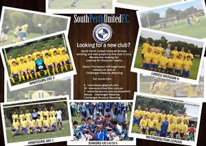 SoR football (soccer) club looking for players for 2017 Manning South Perth Area Preview
