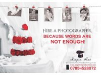 Stunning Wedding Photography packages at discounted prices with Unlimited Photos