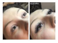 Eyelash Extensions, Russian Volume Lashes & LVL Lash Lifts
