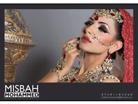 Asian Bridal Makeup Artist - Misbah Mohammed