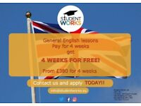 General English lessons
