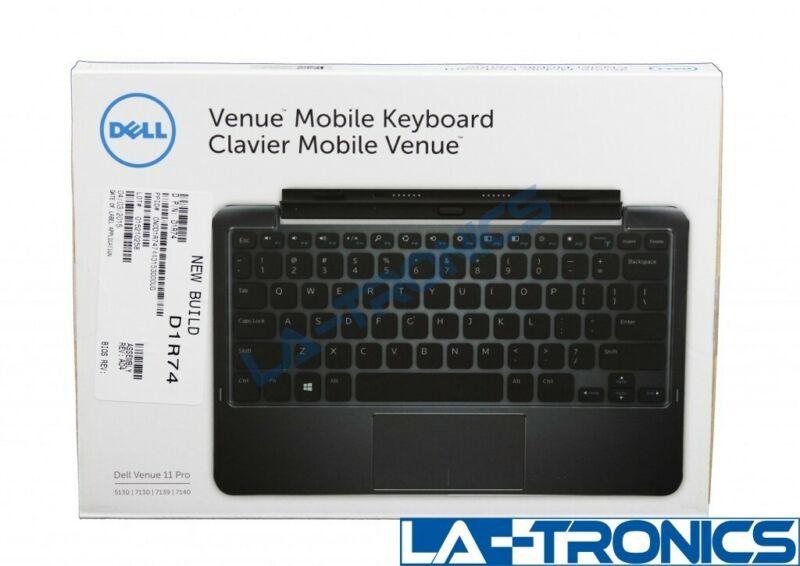 NEW Dell D1R74 Venue 11 Pro 5130 7130 7139 7140 Mobile Keyboard Dock Station