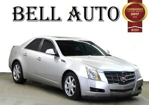 2008 Cadillac CTS 3.6L AWD LEATHER PANORAMIC