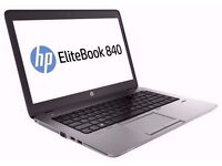 HP ELITE BOOK 840 G2 LAPTOP BRAND NEW SEALED WITH WARRANY AND RECEIPT