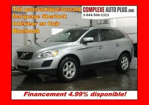 2011 Volvo XC60 3.2 Level 2 AWD *Cuir, Toit, Mags