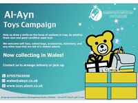 Toy Appeal for war/terrorism orphans