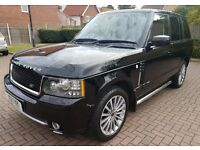 Range Rover Vogue (March 05 L322) 2010/11 Autobiography Conversion