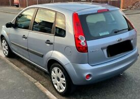 image for Ford, FIESTA, Hatchback, 2007, Manual, 1242 (cc), 5 doors