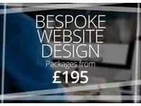 Web Design Edinburgh | £195 Bespoke Website Design Package | Free Logo Design