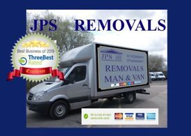 JPS REMOVALS & STORAGE