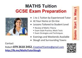 GCSE Exam Maths Revision Tuition