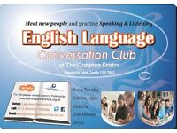 (Free) Conversation Club