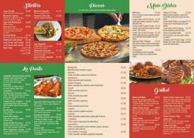 takeaway/Pizzeria /offers/LEASE