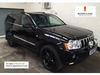 Jeep Grand Cherokee Hemi Ltd Auto Fully Loaded Full Service History Immaculate 3 Month Warranty