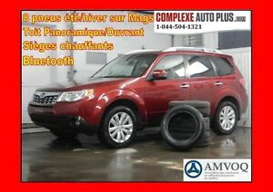 2012 Subaru Forester 2.5X Touring *Toit pano. Mags,Fogs