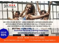Personal Fitness & Holistic Lifestyle Fitness Coach, Specializing in Fat Loss & defined Body-shape