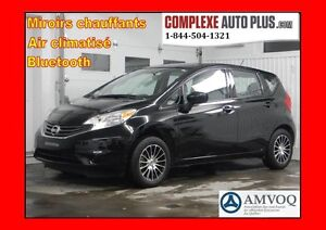 2015 Nissan Versa Note S *A/C, Bluetooth, Mags