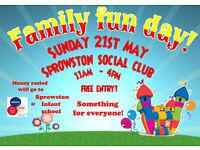 Family Fun Day!! Free entry!