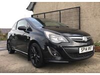 March 2014 Vauxhall Corsa Limited Edition 1.3 Diesel 75Bhp