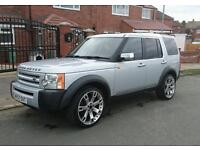 "Land-rover discovery 3 diesel manual 22"" range rover alloys"