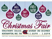 Kingsthorpe College Christmas Fair