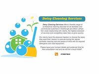 Daisy Cleaning Services Edinburgh and West Lothian
