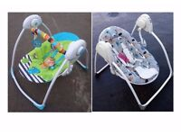 Baby Swing with Speeds & Music